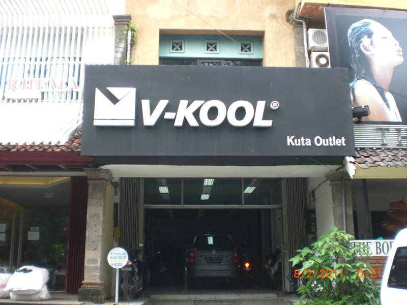 V-Kool Outlet Kuta